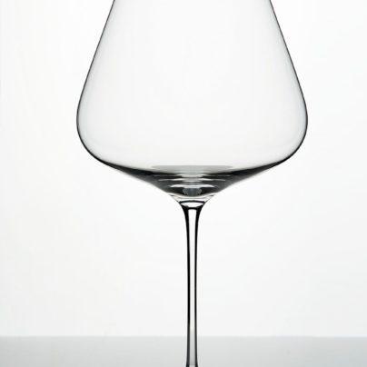 Zalto burgunder glass