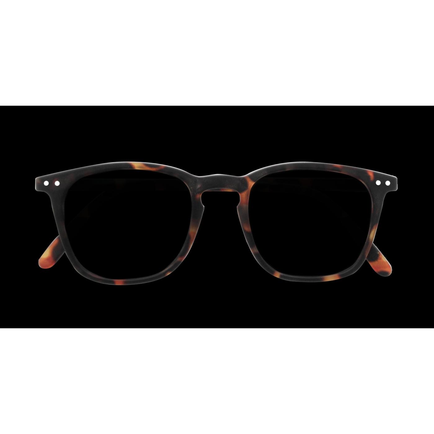 Solbriller mstyrke #E skilpadde +1.50 Backe i Grensen