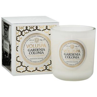 DUFTLYS I GLASS 100T 340G GARDENIA COLONIA VOLUSPA