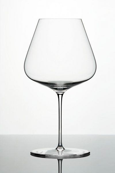 Zalto burgunder glass