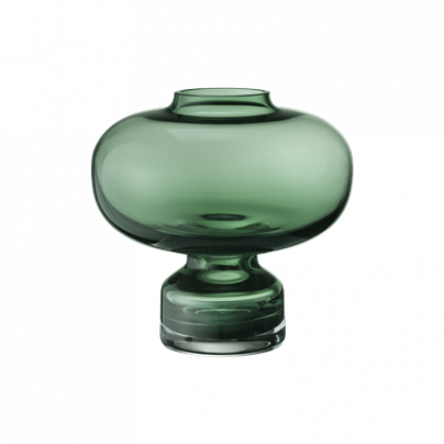 ALFREDO VASE 200 GLASS GEORG JENSEN