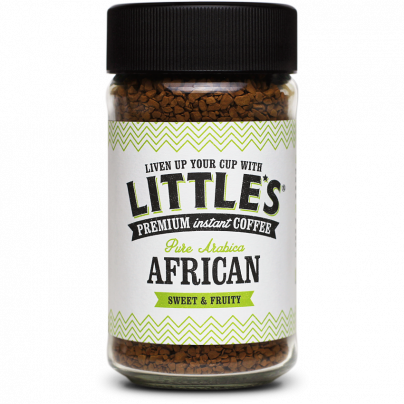 Little's African Premium Instant Coffee 50g