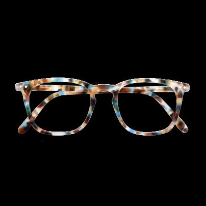 LETMESEE #E BLUE TORTOISE SOFT+1.00 SEE CONCEPT