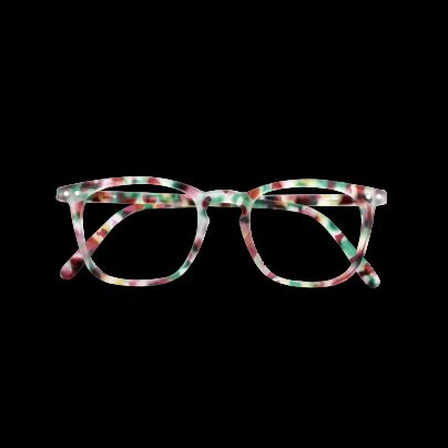 LETMESEE #E GREEN TORTOISE SOFT +1.00 SEE CONCEPT