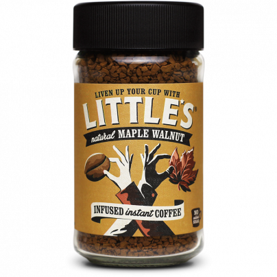 Little's Maple Walnut Flavour Instant Coffee 50g