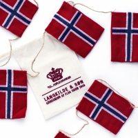 Langkilde Stor flagglenke NO 10 flagg