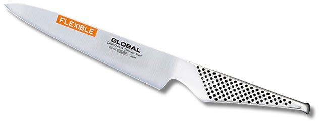 GS-11 UNIVERSALKNIV FLEXIBEL LITEN 15CM GLOBAL