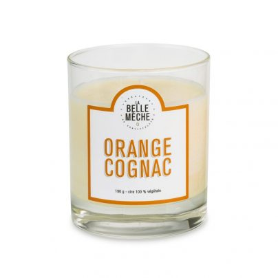 LA BELLE MÈCHE ORANGE COGNAC SCENTED CANDLE LA PIERLO C.
