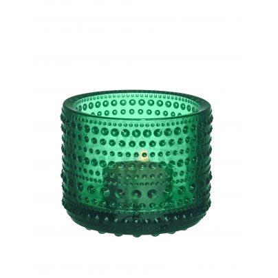 Kastehelmi_votive_candleholder_64_mm_emerald