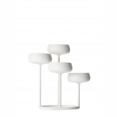 Nappula candelabra 4-stem white_2