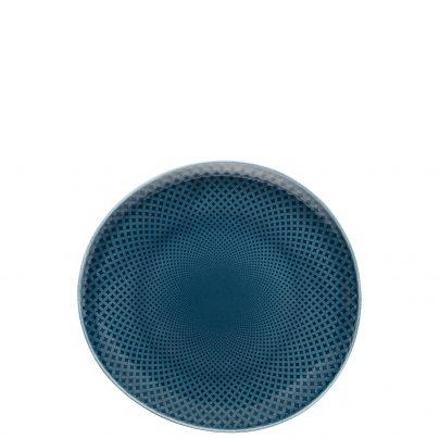 rosenthal_junto_ocean_blue-tallerken_flat_22cm