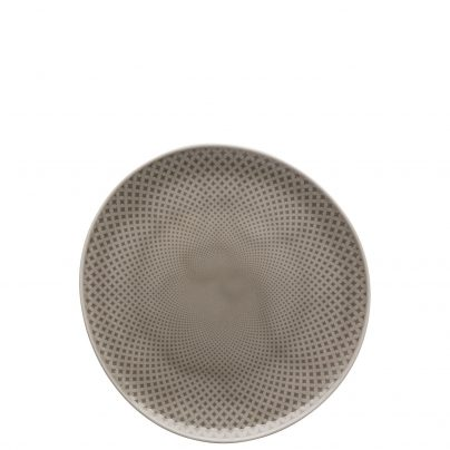 rosenthal_junto_pearl_grey_tallerken_flat_22cm