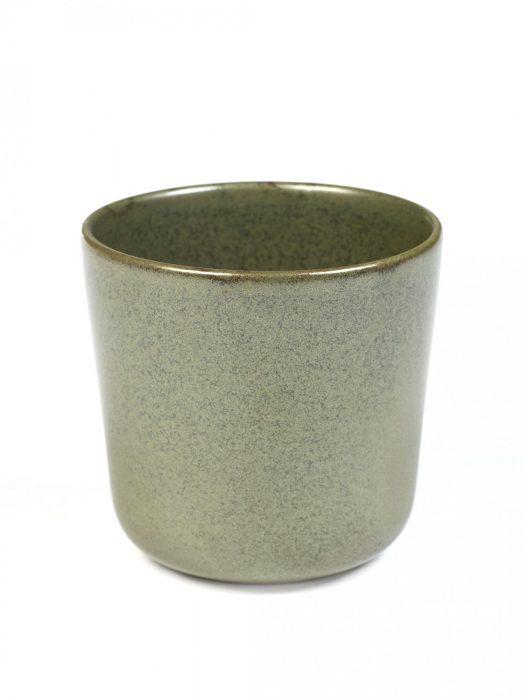 Kopp 8,5cm camogrønn