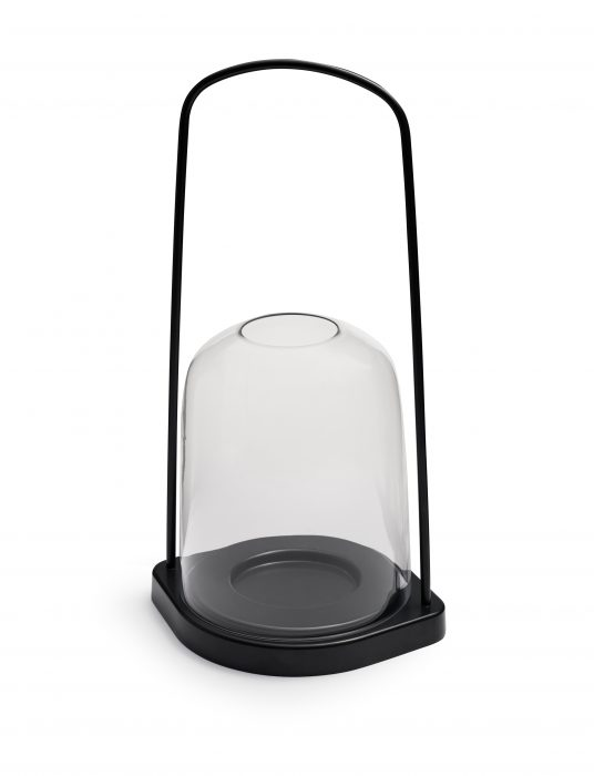 1830556 Bell Lantern Ø25x60, Anthracite