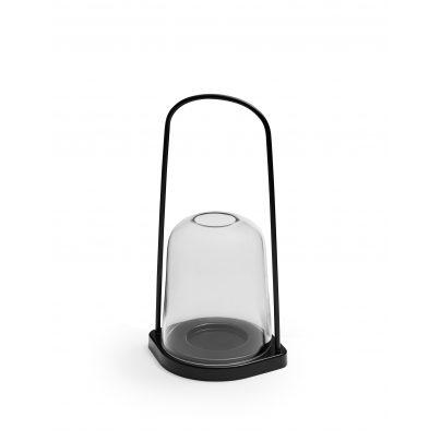 1830560 Bell Lantern Ø15x36, Anthracite Black