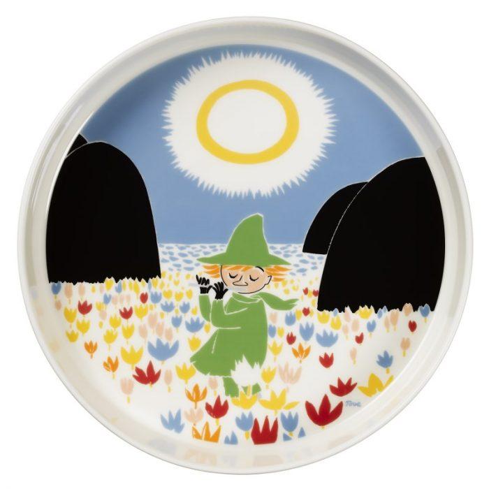 Moomin Pie Form 28cm Friendship 1_JPG