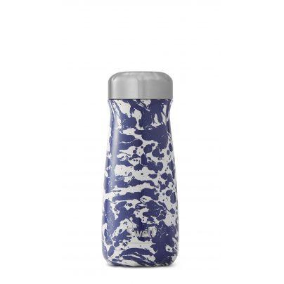 flaske 470ml enamel blue
