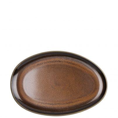 rosenthal_junto_fat 28cm_bronze