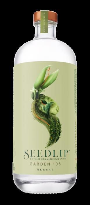 Alkoholfri Spirits Herbal Garden 108
