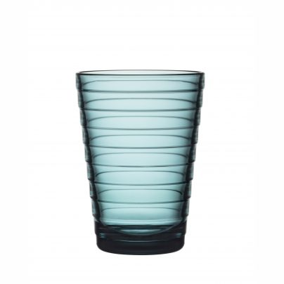 Drikkeglass 33cl 2pk sjøblå