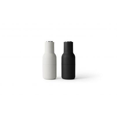 Kvern 2-pk ash/carbon/stål
