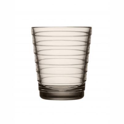Drikkeglass 22cl 2pk lin