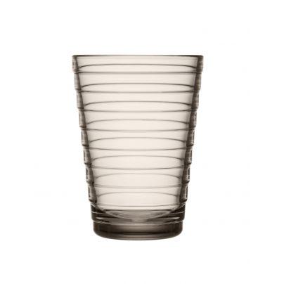 Drikkeglass 33cl 2pk lin