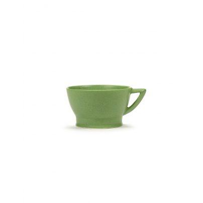 Kopp m/hank 22cl grønn
