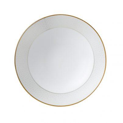 Pastatallerken 28cm hvit