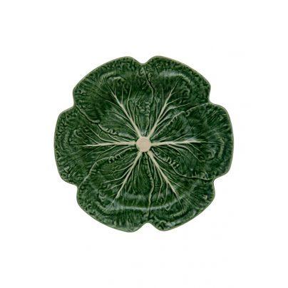 Dekketallerken 30,5 cm grønn