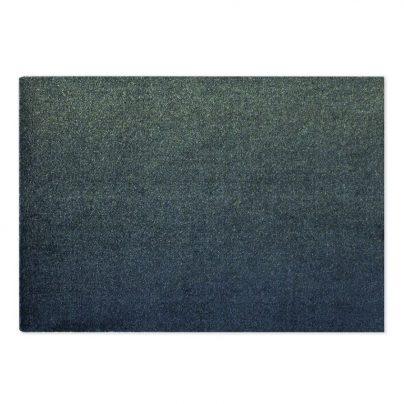 Matte liten 60×85 Blå Ocean
