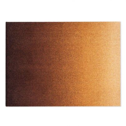 Matte medium 85×115 Oransje Rust