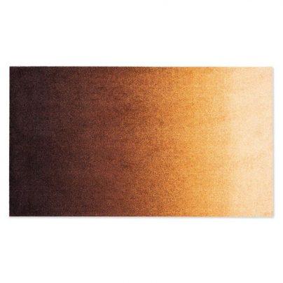 Matte stor 85×150 Oransje Rust