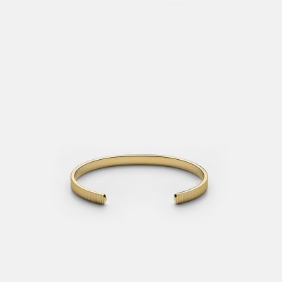 Armbånd gull 4mm str M