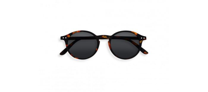 Solbriller #D skilpadde +2.50