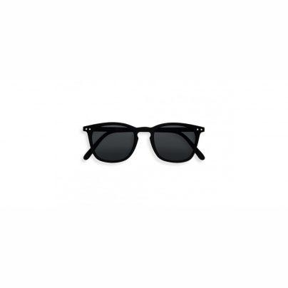 Solbriller #E sort +1.00