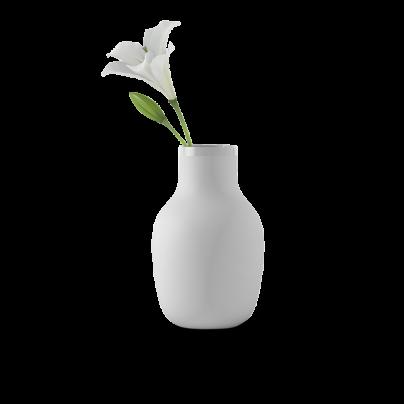 Vase liten porselen 26cm