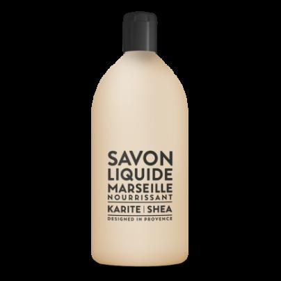 Flytende såpe 1000ml refill Karitè