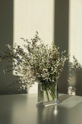Vase klar 170x204x75mm