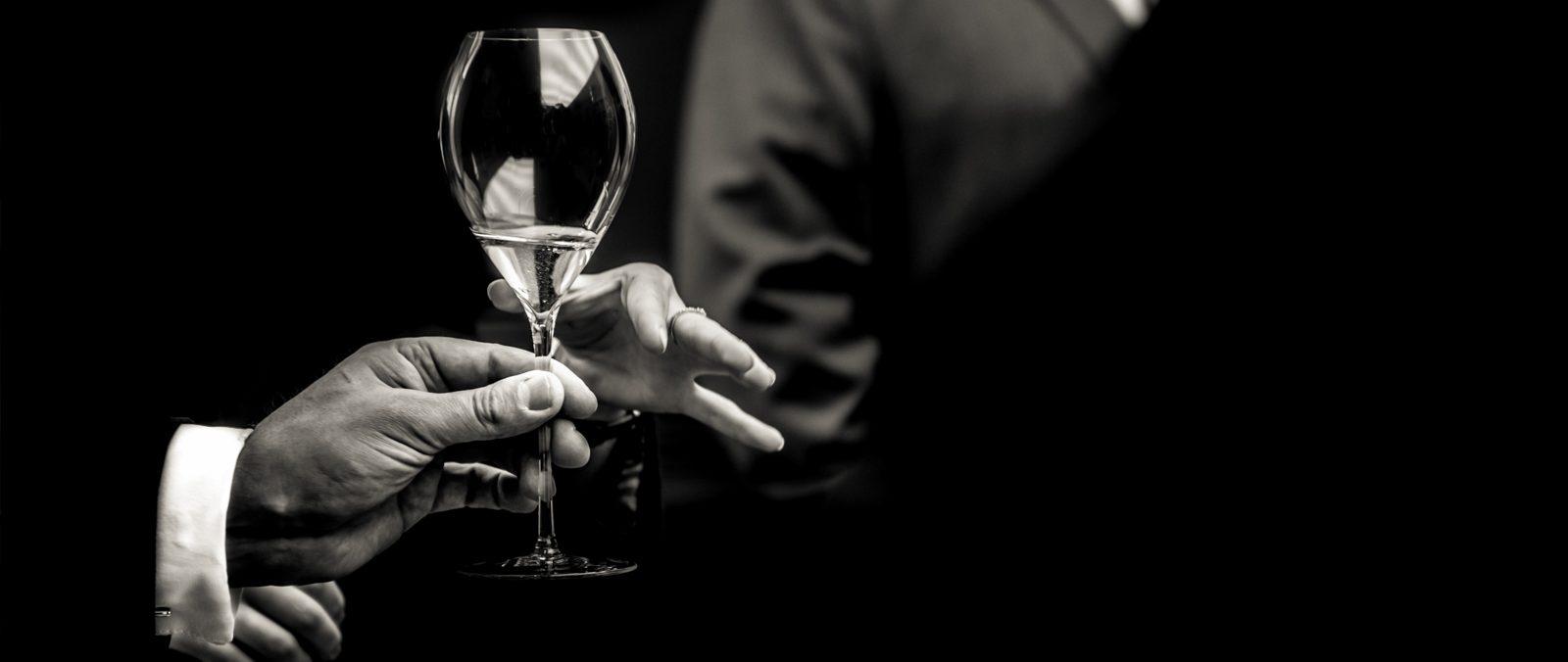 It's not just a glass, it's a lehmann!