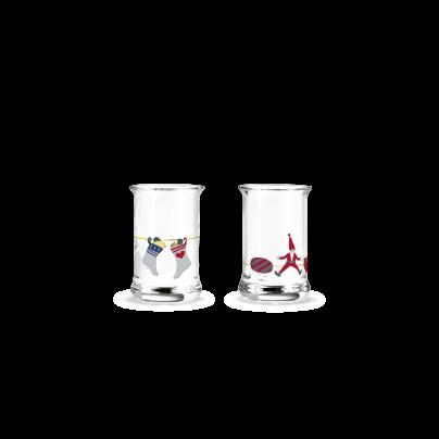 Juledrammeglass 2020 3cl 2pk